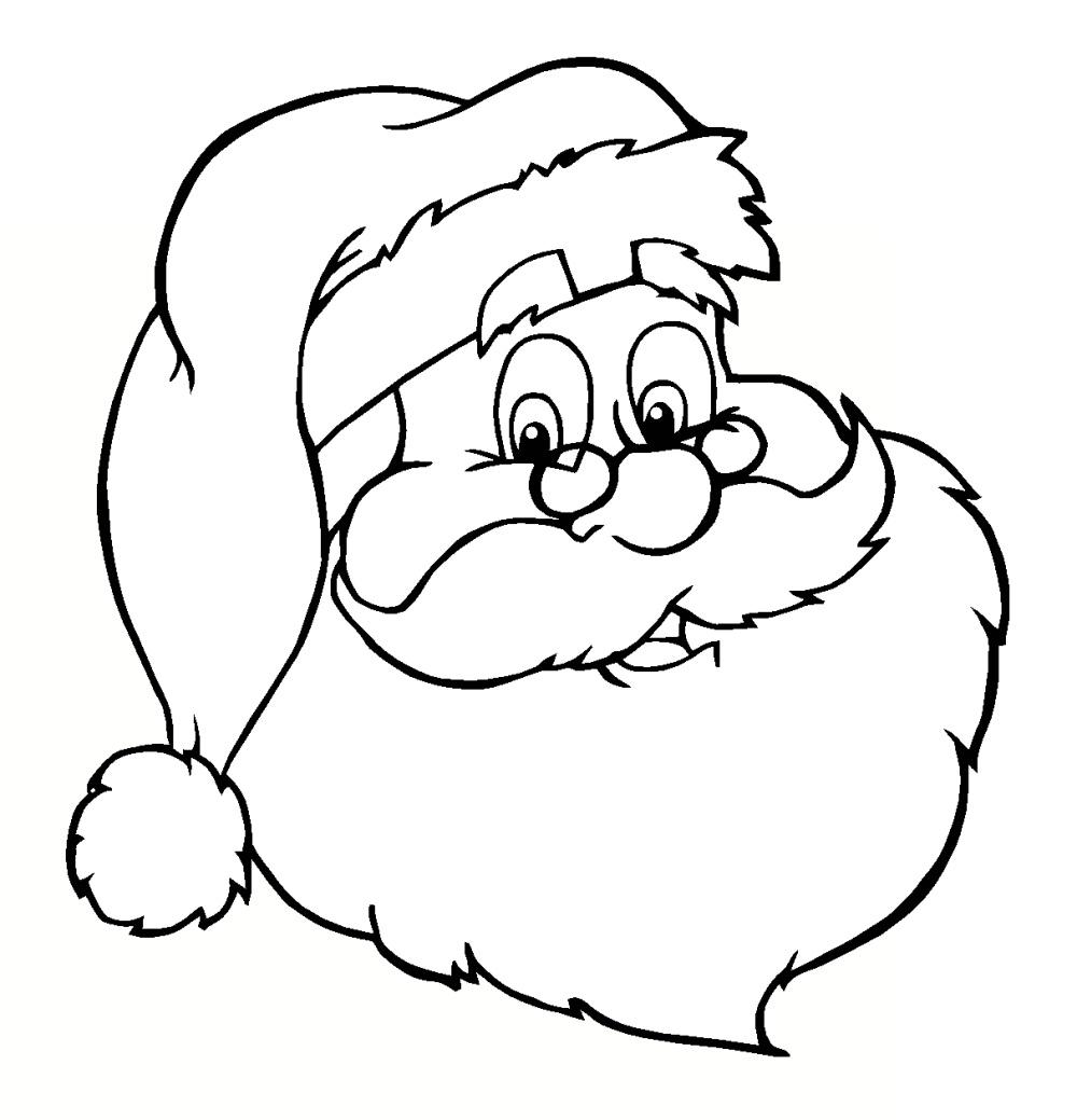 1dibujos de Navidad para colorear