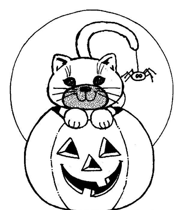 dibujos de halloween para colorear de miedo e1540126062189