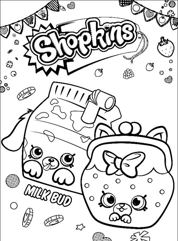 shopkins dibujos para colorear milk bud jingle purse e1540041697193