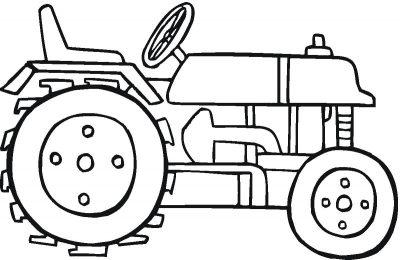 Dibujo de Tractores 982498237498324