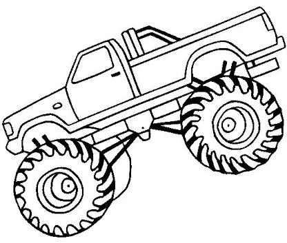 Dibujos De Grandes Camionetas Para Comprar