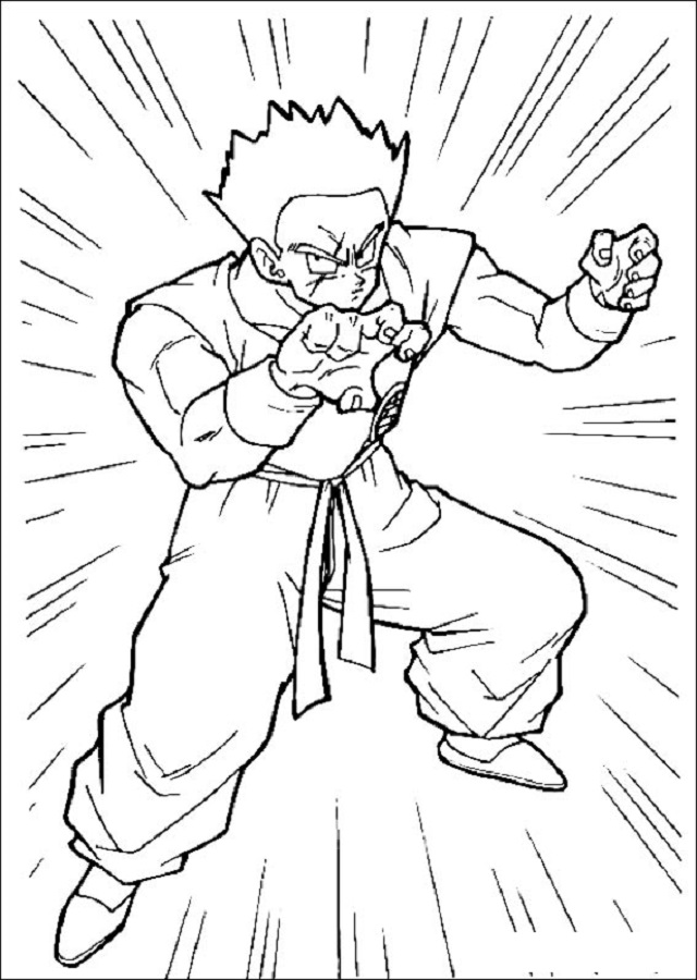 Yamcha es un personaje de la saga Dragon Ball que aparece en Dragon Ball Dragon