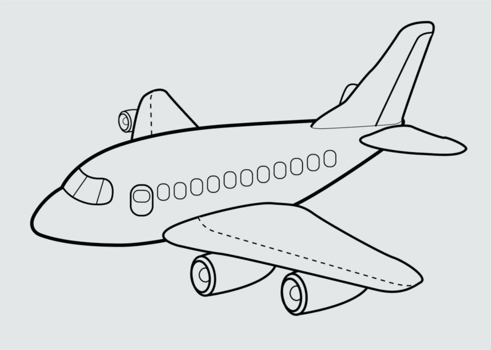 Dibujos De Aviones Para Colorear Dibujos Para Colorear