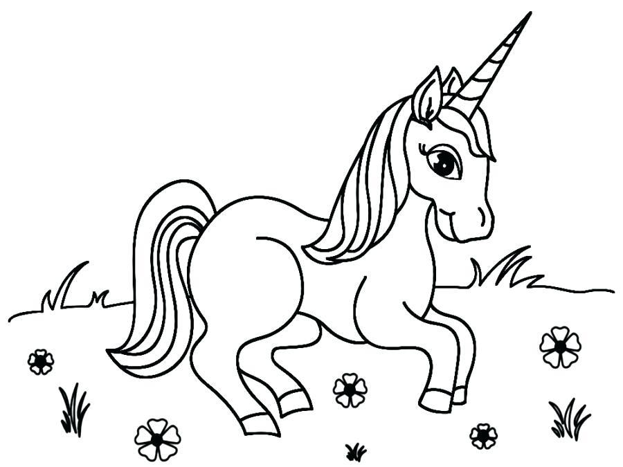 pagina para colorear unicornio para dibujos para colorear de lol surprise unicornio