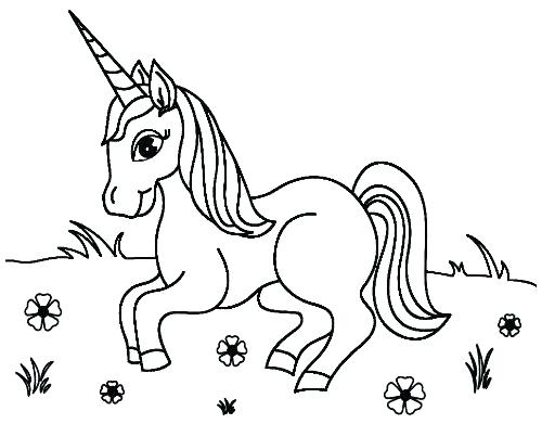 Dibujos De Unicornios Para Colorear Dibujos Para Colorear