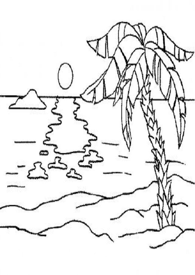 Paisajes para dibujar para colorear e1550003866155
