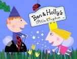 Dibujos De Ben Y Holly Para Colorear