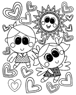 Dibujos De Casimeritos Para Colorear Dibujos Para Colorear