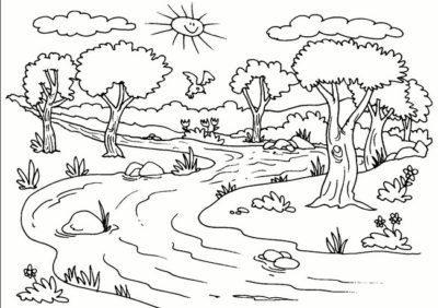 paisajes naturales para dibujar acolor e1550003989929