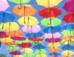 Dibujos De Paraguas Para Colorear