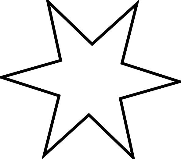 Estrellas de Navidad para Colorear e1554159949368